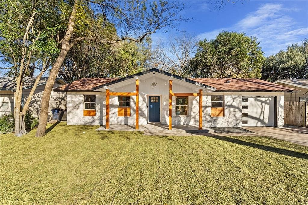 Image of home in South Austin
